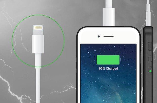iphone opladen kabel